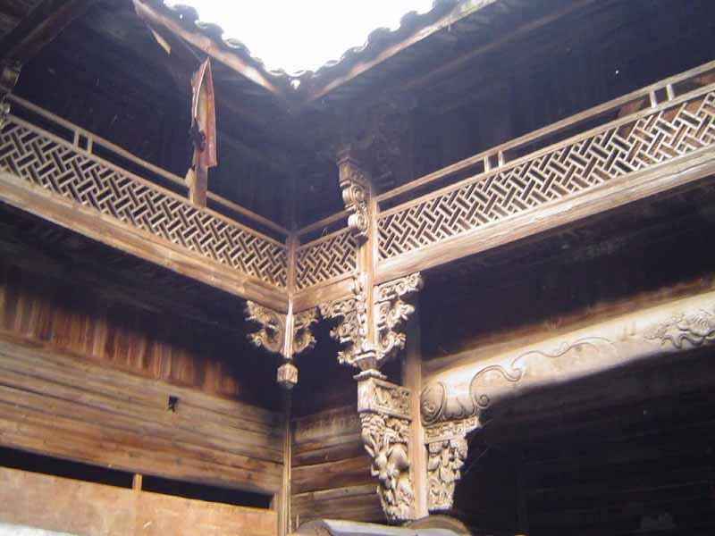 中国木结构古建筑拍卖招商预告--山东天恒星拍卖行有