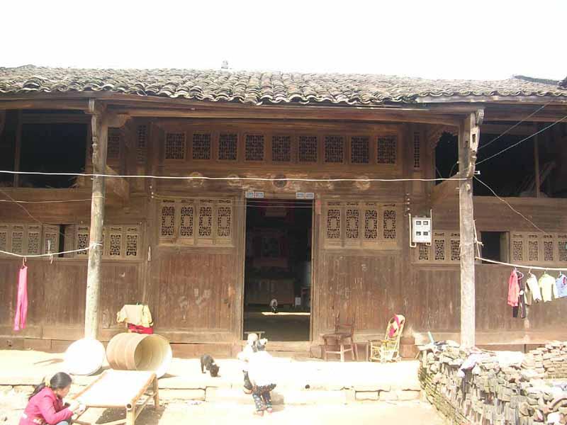 中国木结构古建筑拍卖招商预告--山东天恒星拍卖行